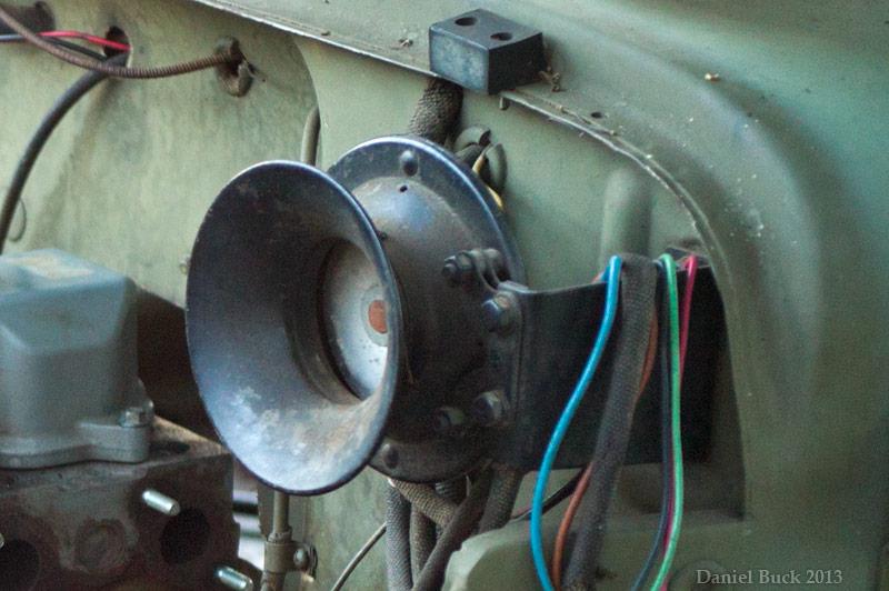 Buck's Turbo Diesel Swap The Cj2a Page Forums 5rhthecj2apage: Cj2a Horn Location At Elf-jo.com