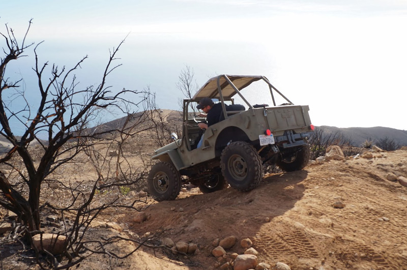 Old jeeps getting out and getting used - Page 7 - Pirate4x4.Com : 4x4 and Off-Road Forum
